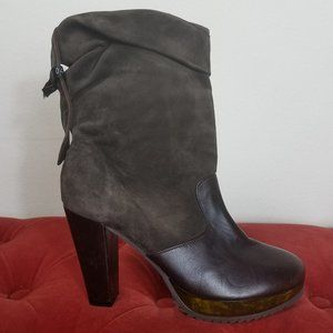NEW Robert Clergerie Ankle Bootie Amputee Right 10
